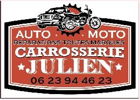 logo carrosserie JULIEN